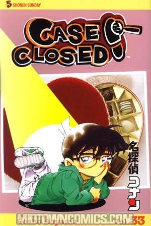 Case Closed Vol 33 GN
