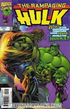 Rampaging Hulk #2 Cvr B