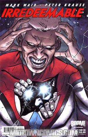 Irredeemable #10 Regular Cover A