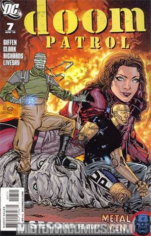Doom Patrol Vol 5 #7