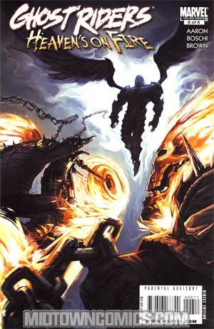 Ghost Riders Heavens On Fire #6