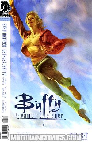 Buffy The Vampire Slayer Season 8 #32 Jo Chen Cover