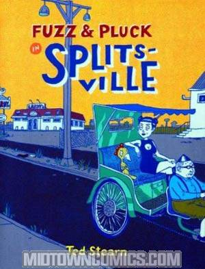 Fuzz & Pluck In Splitsville #1