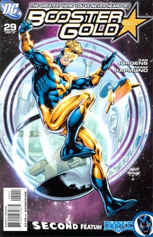 Booster Gold Vol 2 #29