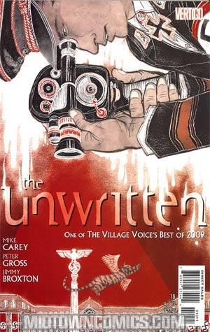 Unwritten #10