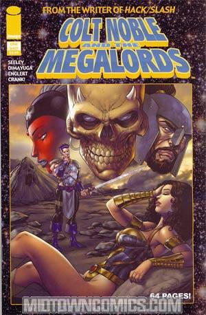 Colt Noble And The Megalords One Shot