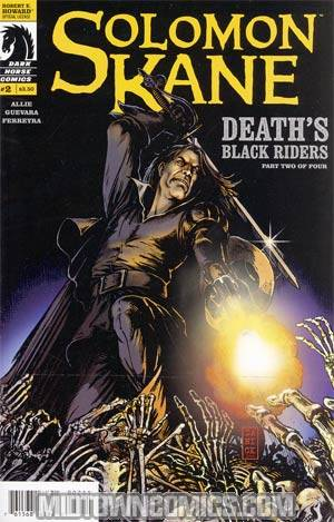 Solomon Kane Deaths Black Riders #2