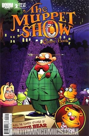 Muppet Show Vol 2 #2 Cvr B