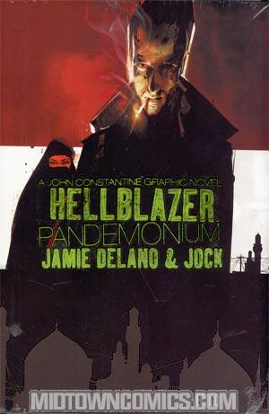 Hellblazer Pandemonium HC