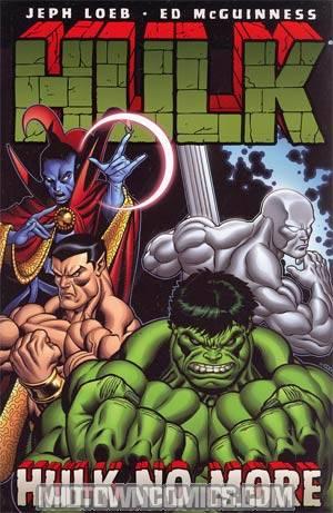 Hulk Vol 3 Hulk No More TP