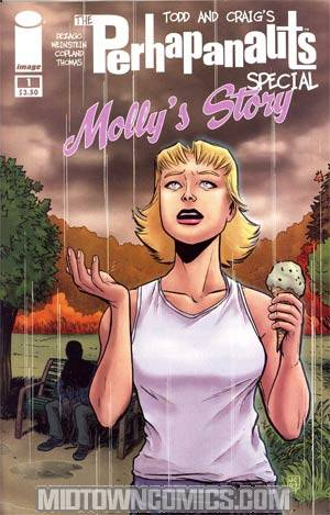 Perhapanauts Mollys Story One Shot