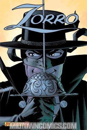 Zorro Vol 6 #20 Matt Wagner Cover