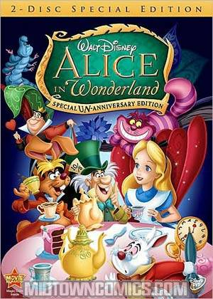 Disneys Alice In Wonderland 2-Disc Special Edition DVD