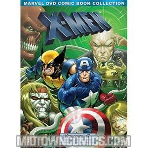 Marvel Comic Book Collection X-Men Vol 5 DVD