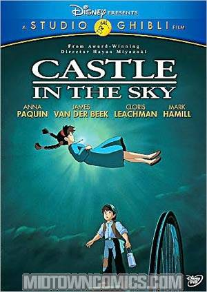 Castle In The Sky 2-Disc Special Edition DVD