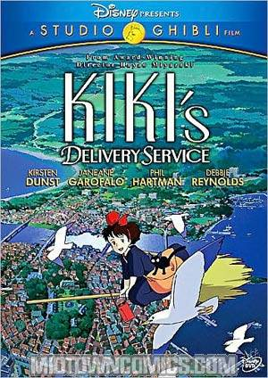 Kikis Delivery Service 2-Disc Special Edition DVD