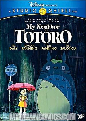 My Neighbor Totoro 2-Disc Special Edition DVD