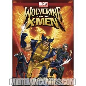 Wolverine And The X-Men Vol 5 Revelation DVD