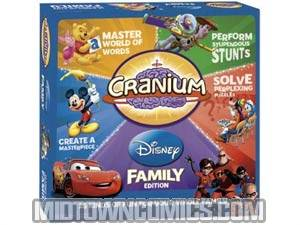 Cranium Disney Collectors Edition