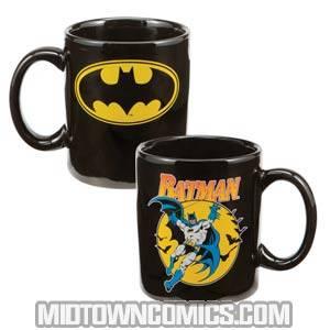Batman 12-Ounce Ceramic Mug