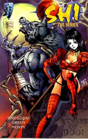 Shi The Series #9 Cover A Tom Chu Cover
