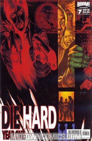 Die Hard Year One #7 Regular Cover A
