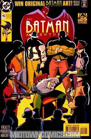 Batman Adventures #15