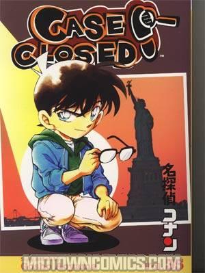 Case Closed Vol 35 GN