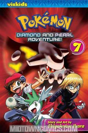 Pokemon Diamond And Pearl Adventure Vol 7 GN