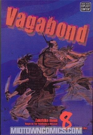 Vagabond VIZBIG Edition Vol 8 TP