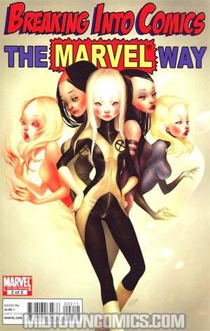 Breaking Into Comics The Marvel Way #2