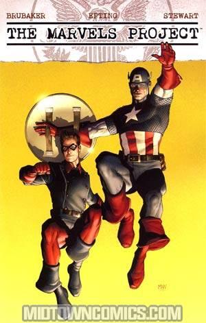 Marvels Project #7 Cover A Regular Steve McNiven Cover