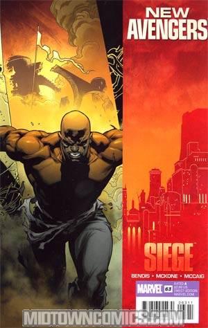 New Avengers #63 (Siege Tie-In)