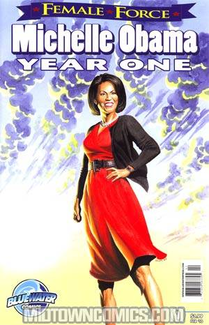 Female Force Michelle Obama Year One