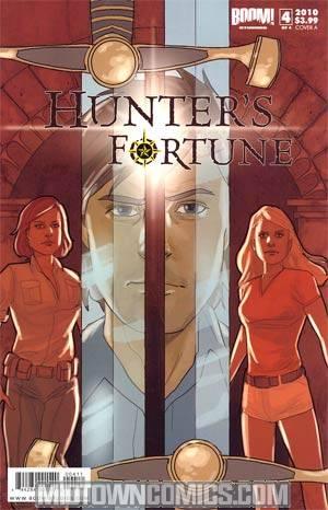 Hunters Fortune #4 Cvr A