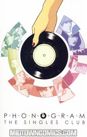 Phonogram Vol 2 Singles Club TP