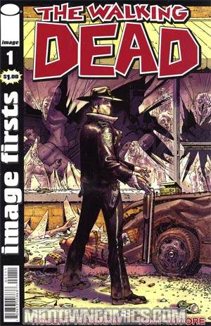 Image Firsts Walking Dead #1 1st Ptg