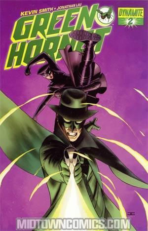 Kevin Smiths Green Hornet #2 Cover B Regular John Cassaday Cover