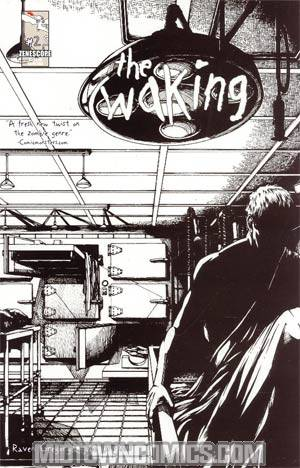 Waking #2 Regular Cover B Eric J