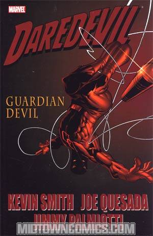 Daredevil Guardian Devil TP New Printing