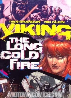 Viking Vol 1 Long Cold Fire HC