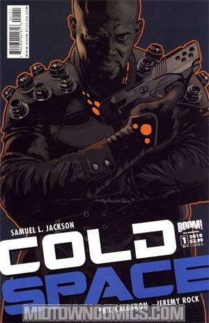 Cold Space #1 Regular Cover B