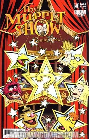 Muppet Show Vol 2 #4 Cvr A