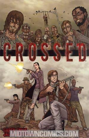 Crossed Vol 1 TP