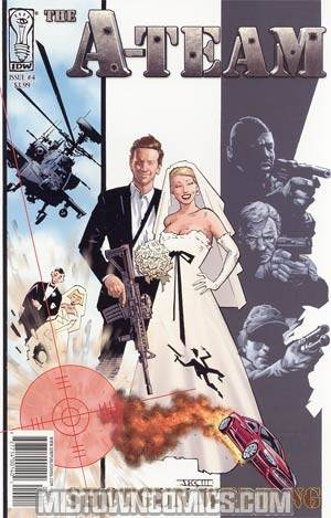 A-Team Shotgun Wedding #4