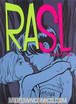 Rasl Vol 2 Fire Of St George TP