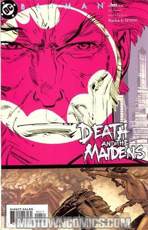 Batman Death And The Maidens #4