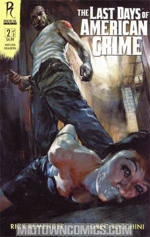 Last Days Of American Crime #2 Cover A Alex Maleev