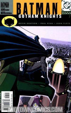 Batman Gotham Knights #7