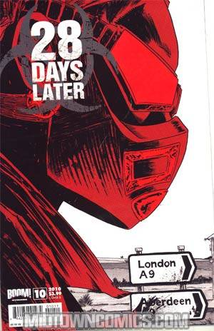28 Days Later #10 Cover B